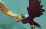 The Falconeer adds an Xbox One version