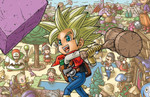 Dragon Quest Builders 2 (Steam) Review