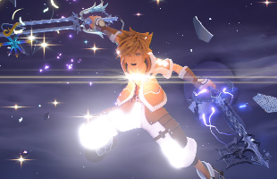 Kingdom Hearts III - Free Update Version 1.07 out now, adds Oathkeeper and Oblivion Keyblades
