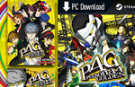 Atlus West announces Persona 4 Golden for PC via Steam, and it's available now