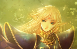 Casual Mode: Record of Lodoss War - Deedlit in Wonder Labyrinth