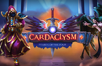 Roguelike card combat RPGCardaclysm releases for Steam Early Access on July 29