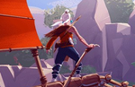 Windbound Preview - a roguelike survival game inspired by Breath of the Wild