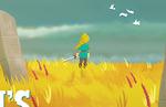 Pixel-art action RPG Ocean's Heart announced for PC