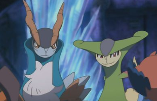 Pokemon Sword & Shield Swords of Justice: how to catch Cobalion, Terrakion, Virizion and Keldeo by finding footprints