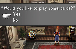 Final Fantasy VIII: how to Abolish the Random Rule in Dollet for Triple Triad