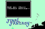 If you want to play the original Final Fantasy today, you should do it on NES