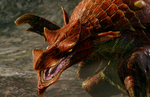 Monster Hunter Rise details two new monsters, five returning monsters, the Lava Caverns, and Sandy Plains