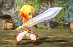 Maglam Lord will add Tales Of series swords as collaboration DLC [Update: Aqluaow Trailer]