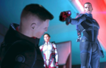 Mass Effect: should you kill or spare Fist in Chora's Den?