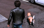 Lost Judgment will add a dog to assist Yagami's investigations