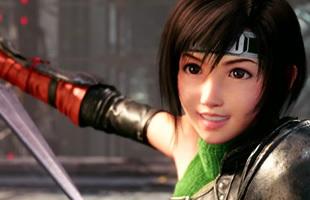 Final Fantasy VII Remake Intergrade: PS5 performance mode footage