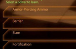 Mass Effect 2 Bonus Powers - what Advanced Training research to pick