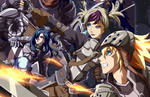 Turn-based RPG Absolute Tactics announced for PC, set to release in 2022