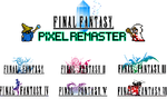 Square Enix announces Final Fantasy Pixel Remaster Series for mobile and Steam