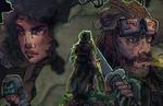 Cyberpunk horror CRPG Mechajammer announced for PC
