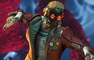 The new Guardians of the Galaxy game has some curious, BioWare-like light RPG elements