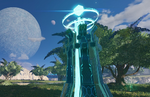Phantasy Star Online 2: New Genesis - how to change blocks to play with friends