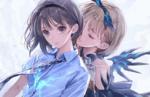 Blue Reflection: Second Light screenshots detail Shiho Kasuga, Heart Topes, and Refnavi