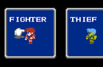 Final Fantasy 1 Job Classes: FF1 character class list and best team & party options