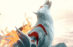 Monster Hunter Rise's Second Capcom Collaboration features Amaterasu from Okami