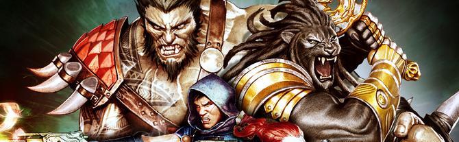 E3 2011: Heroes of Ruin Impressions