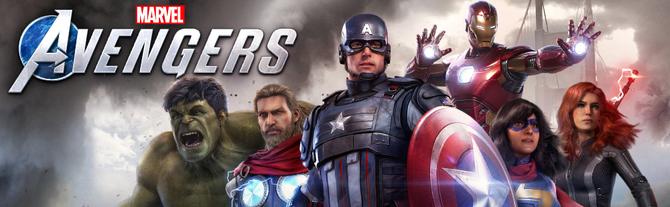 Marvels avengers header