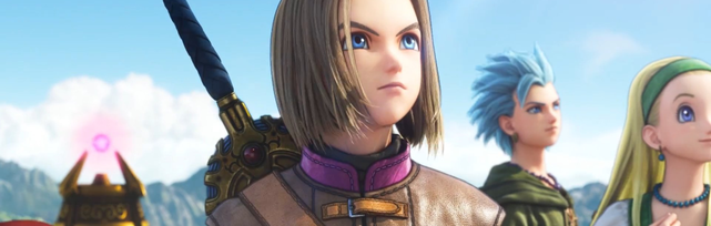 Dragon Quest XI S: series creator Yuji Horii and producer Hokuto Okamoto talk the definitive Switch release