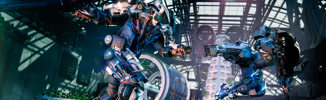 Hands-on with The Surge