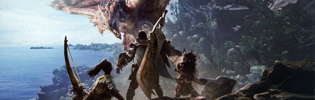 Monster Hunter World: Iceborne X Monster Hunter movie limited time event quests coming on December 4