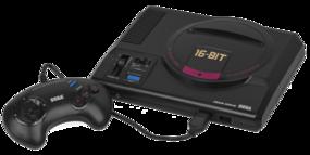 1280px sega mega drive jp mk1 console set