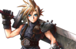 Final Fantasy VII Appears on the Square Enix Store
