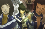 Shin Megami Tensei IV demon gameplay footage escapes into the wild