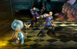 Valkyrie Profile meets Dragon's Crown in the beautiful Zodiac