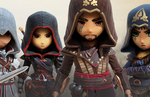 Assassin's Creed Rebellion is a new strategy RPG coming to smartphones November 21
