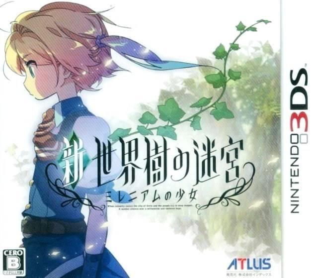 Resultado de imagen para Etrian Odyssey Untold: The Millennium Girl 3DS