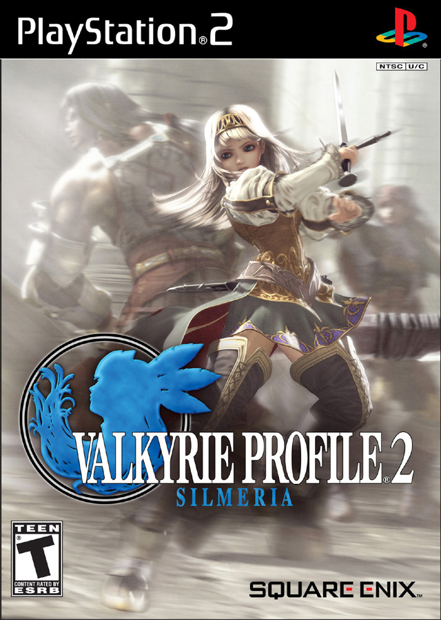 Valkyrie profile disc 2 of 2 (usa) psx / sony playstation iso.