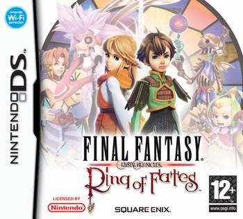 Final Fantasy Rings Of Fate Rom