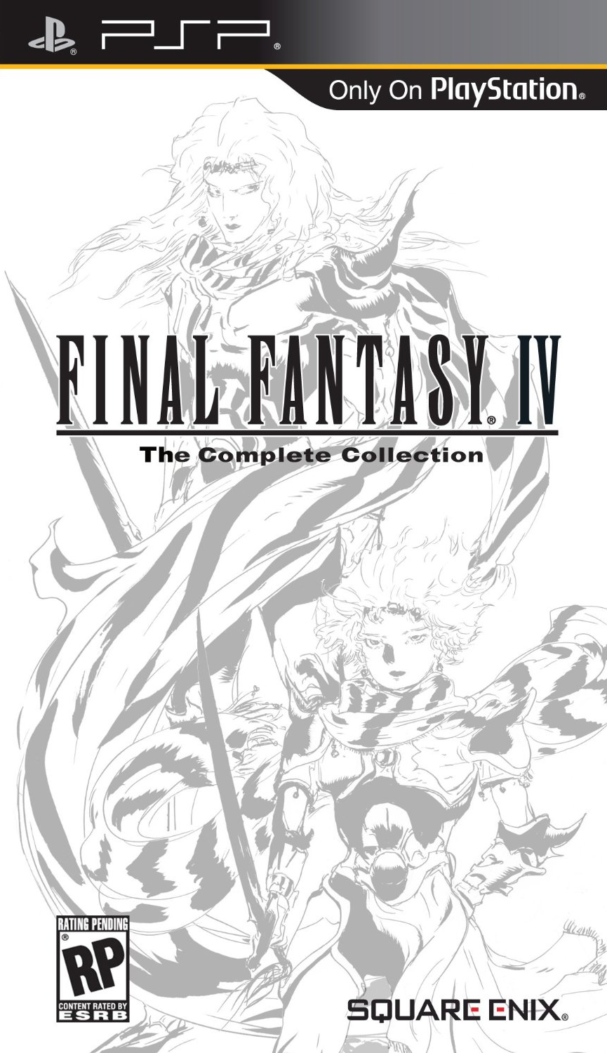 Final Fantasy Iv Complete Collection Rpg Site