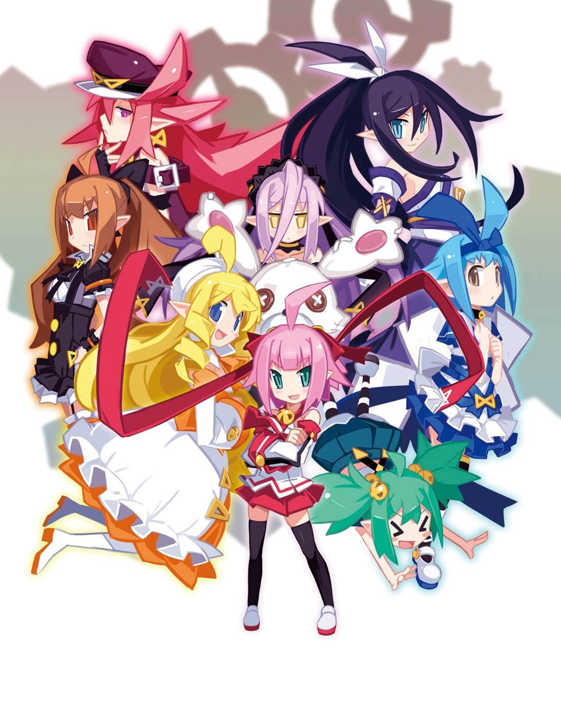 [Análise] Mugen Souls - PS3 Illustration_MugenSouls