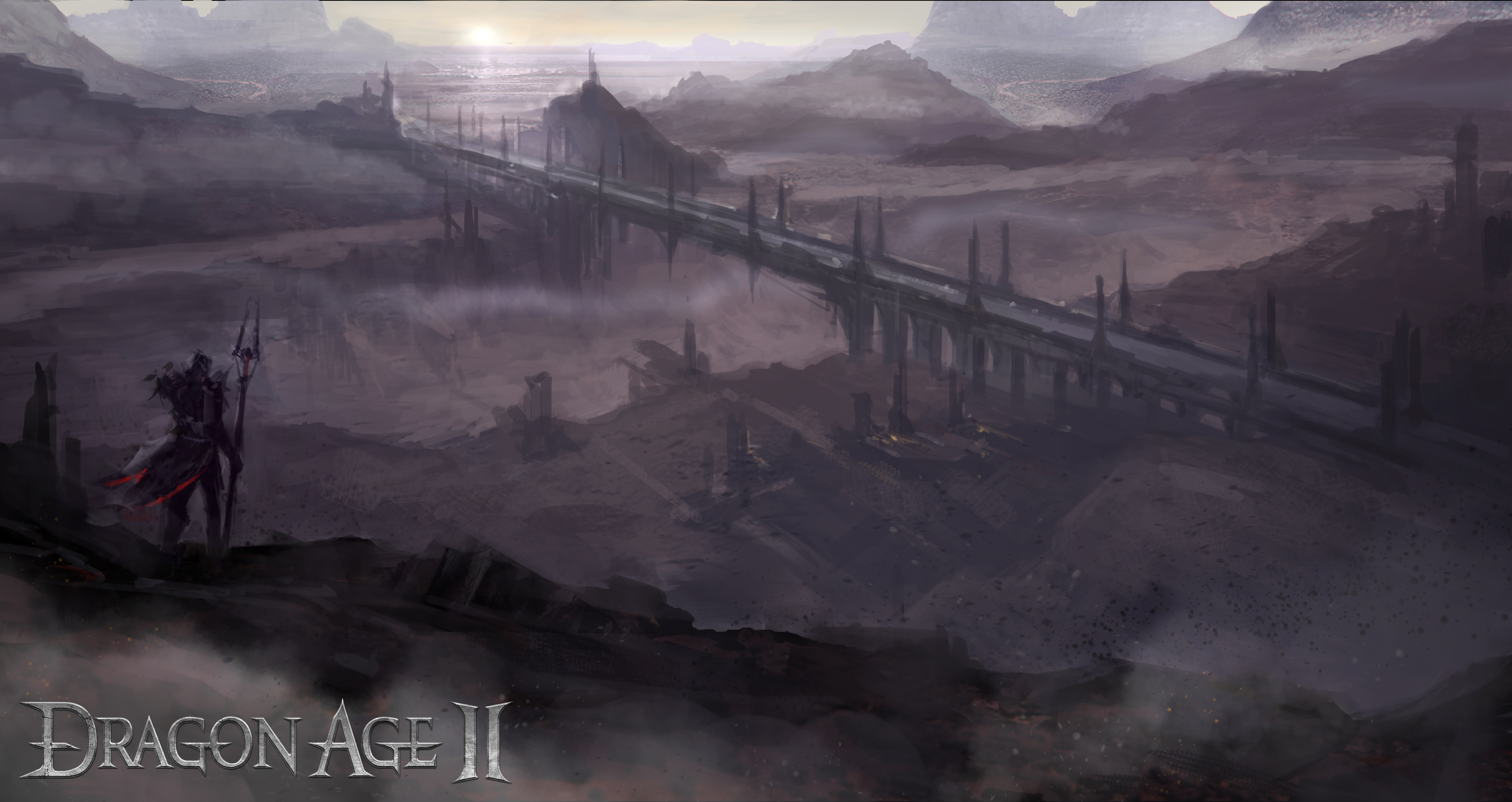 First Dragon Age 2 Concept Art Released