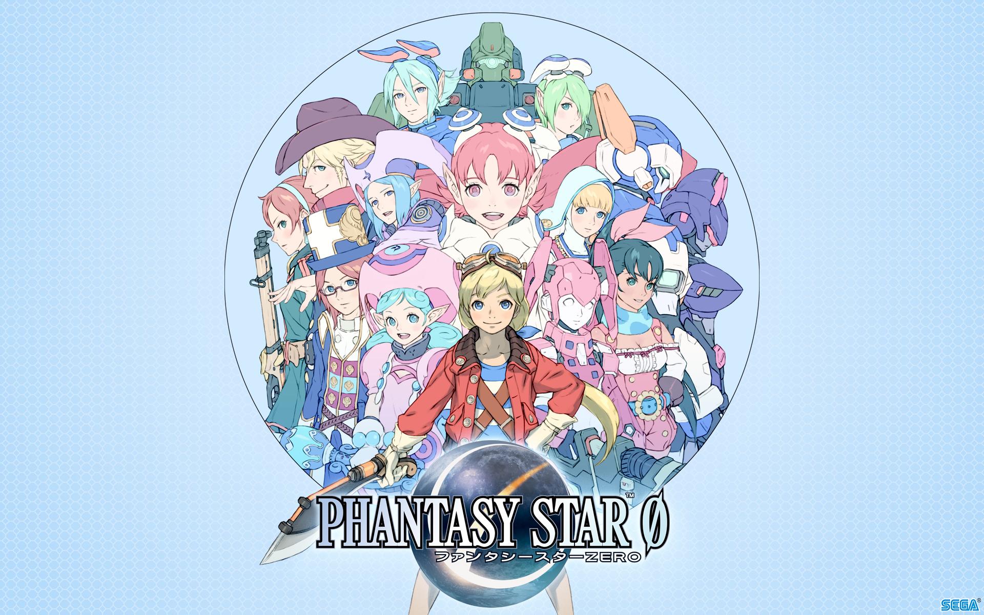 phantasy star zero | rpg site