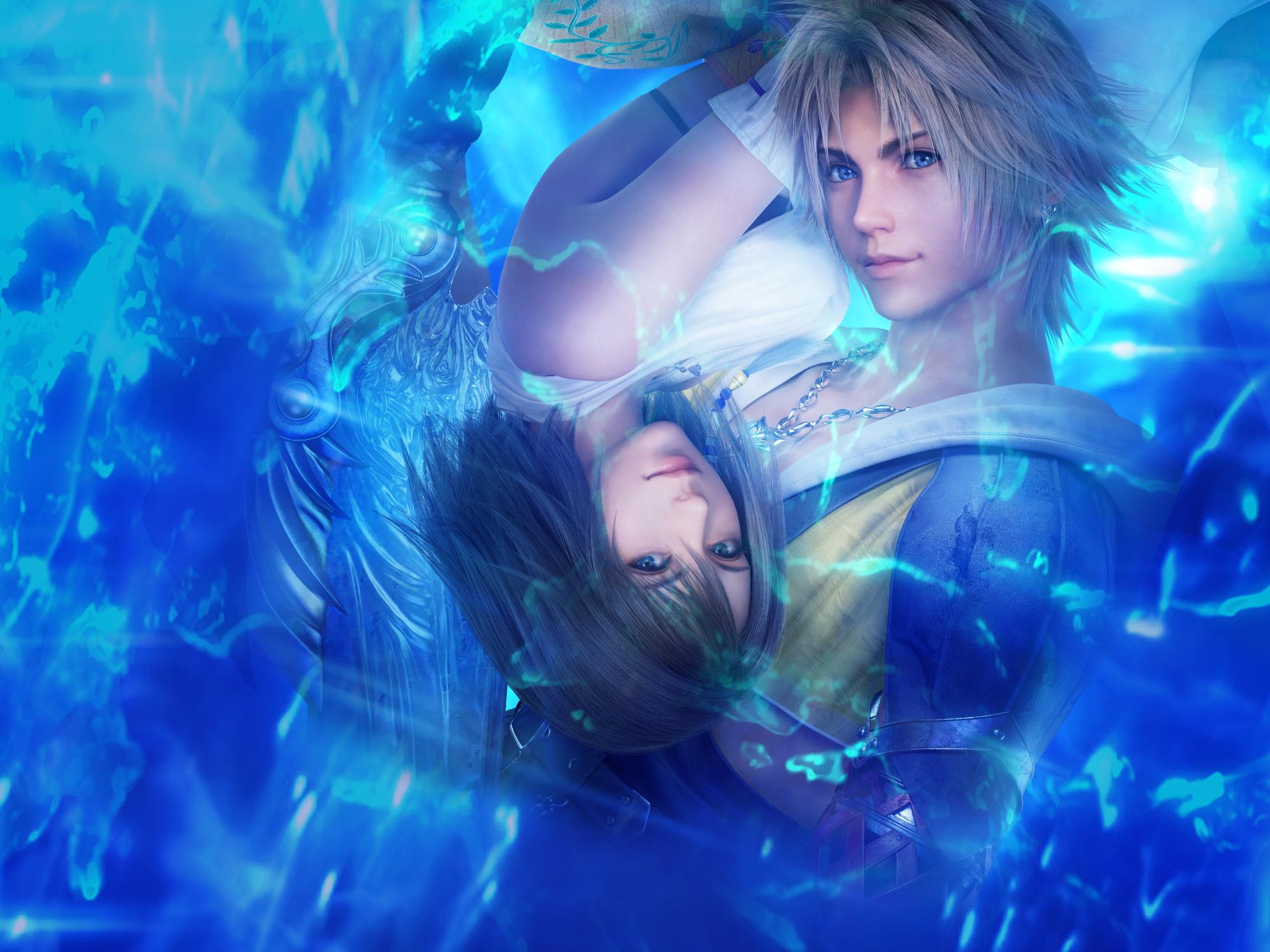 Final Fantasy X & X-2 HD Remaster   RPG Site