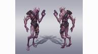 Mass effect 2 character concept art vorcha