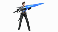 Squall omega weapon