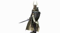 Warrior of light ut cgi render