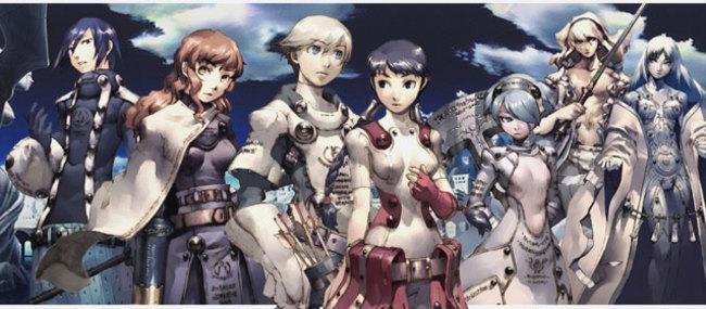 Stella Deus: The Gate of Eternity Hits PS2 Classics | RPG Site