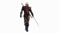 The witcher 2 character geralt