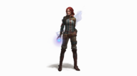 The witcher 2 character triss