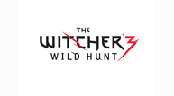 The witcher 3 wild hunt logo white en